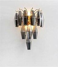 Postmoderne kreative Wandlampe,