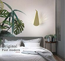 Postmoderne LED-Wandlampe Kreatives Einfaches