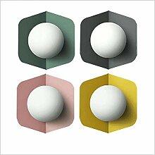 Postmoderne LED Wandleuchte E27 Wandleuchte Decke
