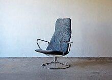Postmoderner Drehstuhl von Ikea, 1980er