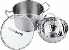 Pot Pan-Sets Stockpot Food Grade Edelstahl