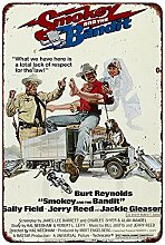 PotteLove Filmposter Smokey and The Bandit,