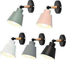 Pouluuo Nordic postmoderne macarons wandlampe