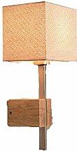 Pouluuo Wandlampe kreative Wohnzimmer Lampe