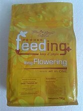 Powder Feeding long flowering 1 Kg Wachstums- &