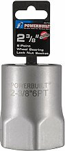 Powerbuilt 6470632–3/8Zoll 6-kant Hex