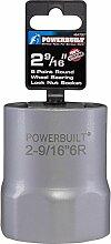 Powerbuilt 6470672–9/16Zoll 6-kant