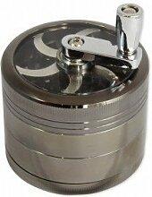 Powerfiller Alu-Grinder Cruscher Magnet-Mühle mit