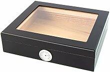 Powerfiller Humidor aus Eichenholz für 20 Zigarren