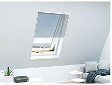 Powerfix® Alu Insektenschutz für Dachfenster