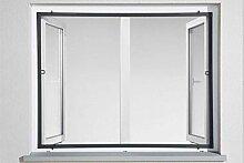 Powerfix Profi+ Alu Insektenschutz Fenster