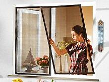 PowerfixProfi+® Alu Insektenschutz Fenster 130 x