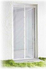 PowerfixProfi® Tür-Fliegengitter 283615 Weiß