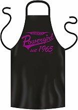 Powergirl seit 1965 - Coole Grill- oder
