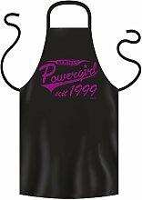 Powergirl seit 1999 - Coole Grill- oder
