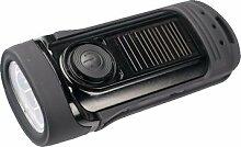 POWERplus Barracuda Solar / Dynamo LED Taschenlampe