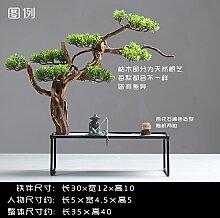Powzz ornament Japanisches Art-Zen-Garten-Modell,
