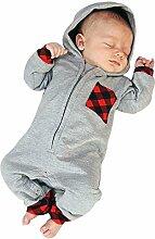 PPangUDing Babykleidung Baby Jungen Mädchen