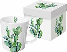 PPD Cactus Porzellan Tasse Trend Mug GB Kaktus