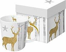 PPD Mystic Deer Tasse, Kaffeetasse, Becher,