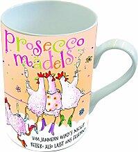 PPD Porzellan Henkelbecher Tasse 0,25L (Prosecco