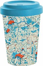 PPD Summer Bamboo Coffee-To-Go Becher,