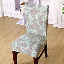 PPOOLLKKMM Moderen Stretch Stuhl Schutzbezüge