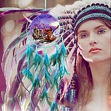 PPT Adler Ölgemälde Black Feather Dream