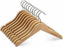 PPuujia Kleiderbügel, aus Holz, für Babys,