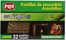 PQS Pqs Feueranzünder 32 Und Ecologica