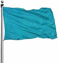 PQU Awesome Family Flag,Unterwasser Garten