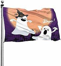 PQU Awesome Family Flag,Willkommene