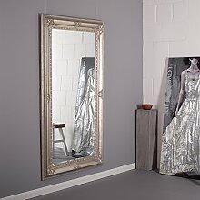 PRACHTVOLLER BAROCK RAHMEN SPIEGEL 103 x 178 cm antiker Facettenspiegel jugendstil von Xtradefactory