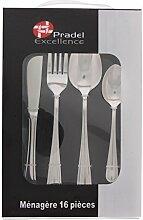Pradel Excellence 8460 Besteck-Set 16-teilig,