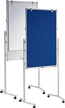 Präsentationstafel MLG Profi Textil blau