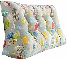 Praktische Büro Bett Sofa Taille Kissen Doppelseitiges Dreieck Kissen / Taillen-Kissen-Sofa-Rückseiten-weiches Beutel-Bett Groß schützen Sie das Taillen-Kissen Dddlt- pillow and cushions ( größe : 60*55*30cm )