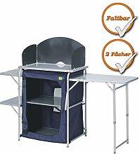 praktische Campingküche - Camping Küchenschrank