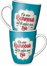 Preis am Stiel Becher ''Burnout''