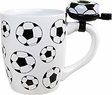 Preis am Stiel Becher ''Fußball''