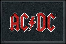 Preis am Stiel Fußmatte - AC/DC - Logo  