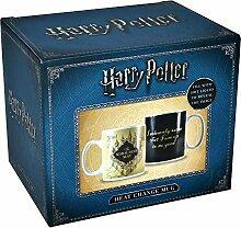 Preis am Stiel Harry Potter Tasse mit Thermoeffekt