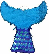 Preis am Stiel Pinata ''Meerjungfrau