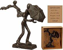 Preis am Stiel Skulptur ''Gemeinsam'' | Dekoration Wohnung Modern | Geschenkidee Mutter | Skulptur Deko | Skulptur Kunst | Muttertagsgeschenk Dekofigur | Geschenk für Frauen
