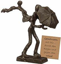 Preis am Stiel Skulptur