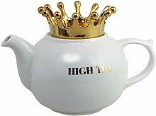 Preis am Stiel Teekanne ''High