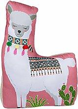 Preis am Stiel Türstopper Lama - Pink | Lama