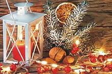 Preisjubel 6X Platzdeckchen Weihnachten 28156,