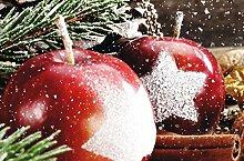 Preisjubel 6X Platzdeckchen Weihnachten 28814,