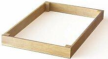 Premier Hochbeet aus Holz, 17,8 cm hoch, Bausatz