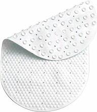 Premier Housewares 1605040 Badematte, PVC, weiß